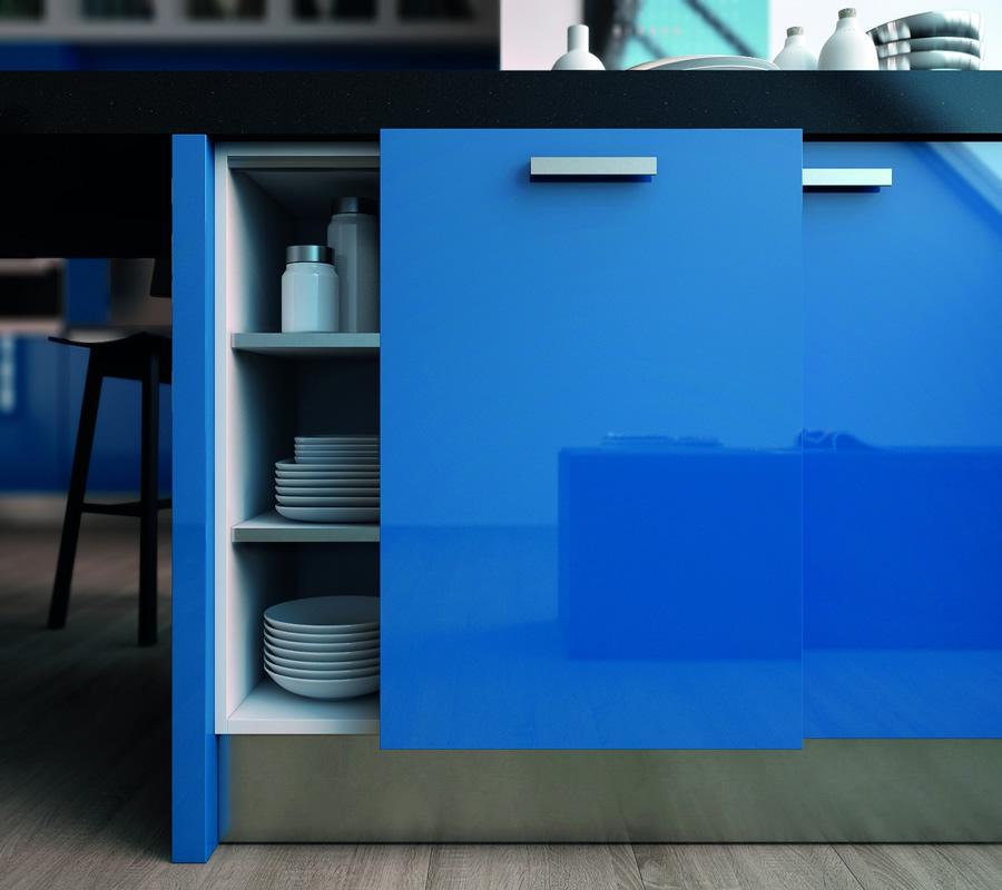 Kitchen Design Kent: RINO Anthracite, Curry